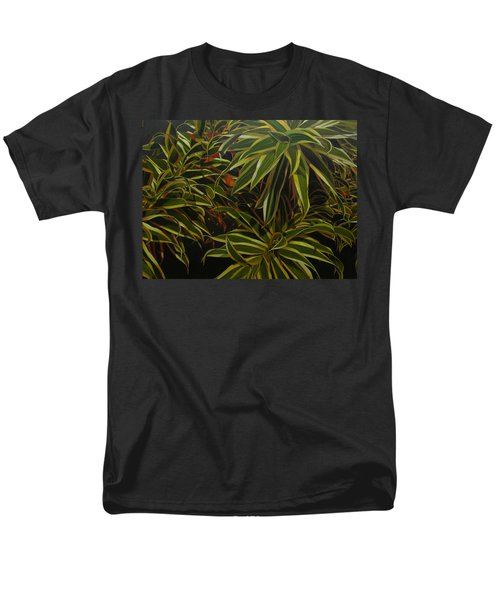 Men's T-Shirt  (Regular Fit) featuring the painting First In Cabot by Thu Nguyen