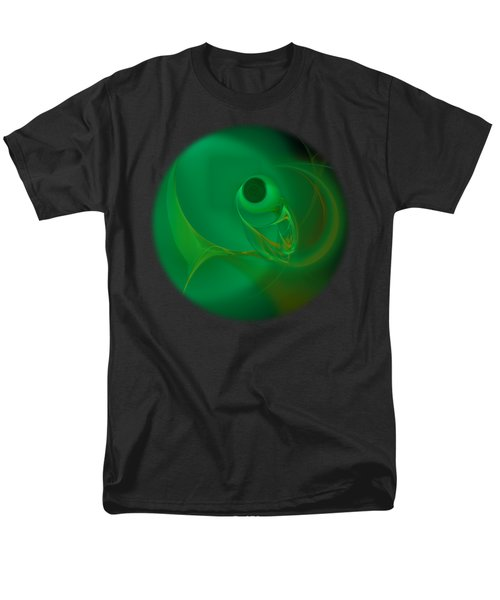 Fish Eye Men's T-Shirt  (Regular Fit) by Victoria Harrington