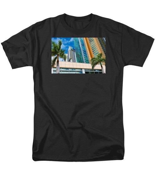 Fla-150531-nd800e-25113-color Men's T-Shirt  (Regular Fit) by Fernando Lopez Arbarello