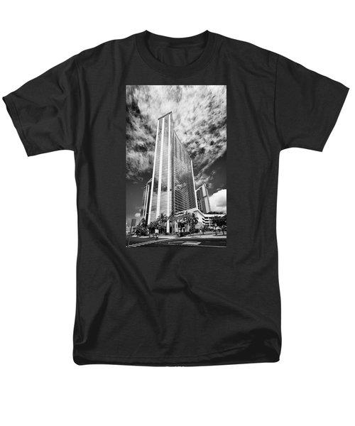 Fla-150531-nd800e-25126pa31-bw Men's T-Shirt  (Regular Fit) by Fernando Lopez Arbarello
