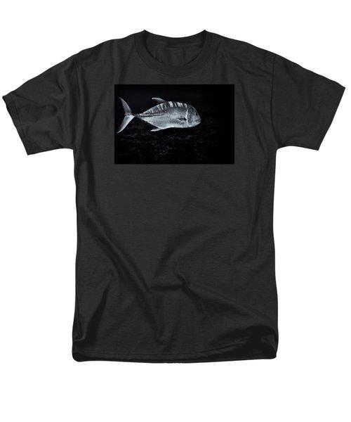 Fla-150811-nd800e-26063-bw-selenium Men's T-Shirt  (Regular Fit) by Fernando Lopez Arbarello