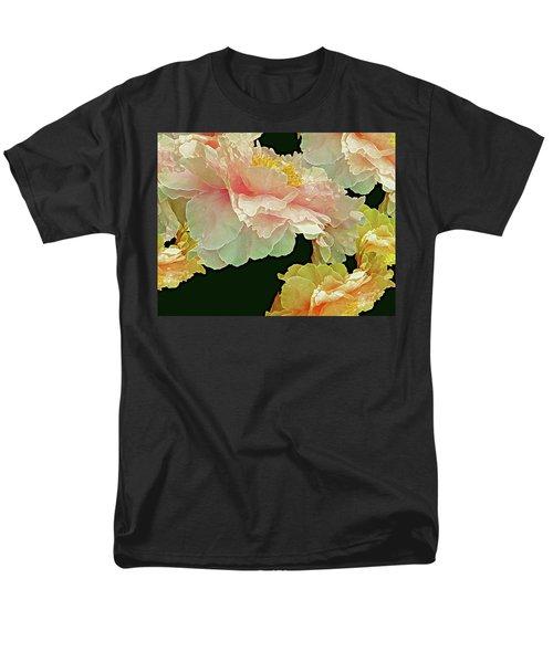 Floating Bouquet 31 Men's T-Shirt  (Regular Fit) by Lynda Lehmann