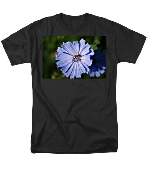 Flower And Bee 2 Men's T-Shirt  (Regular Fit) by Joe Faherty