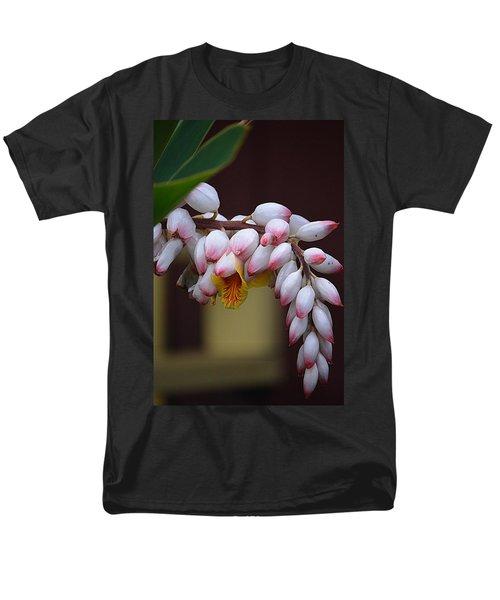 Flower Buds Men's T-Shirt  (Regular Fit) by Lori Seaman