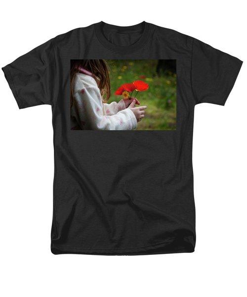 Flowers Men's T-Shirt  (Regular Fit) by Bruno Spagnolo