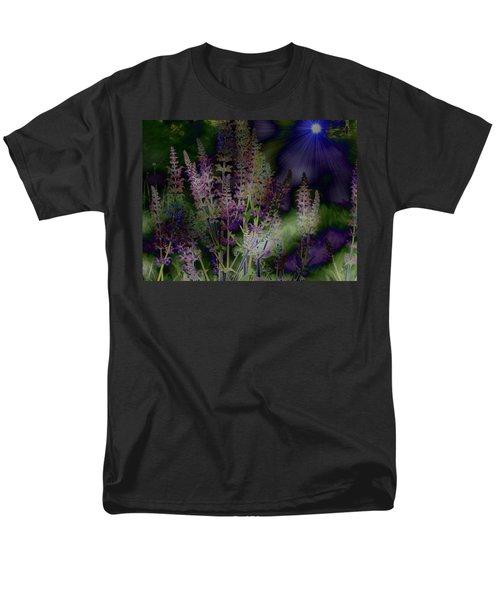 Flowers By Moonlight Men's T-Shirt  (Regular Fit)