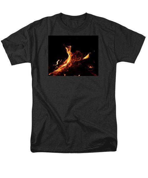 Flowing Men's T-Shirt  (Regular Fit) by Janet Rockburn