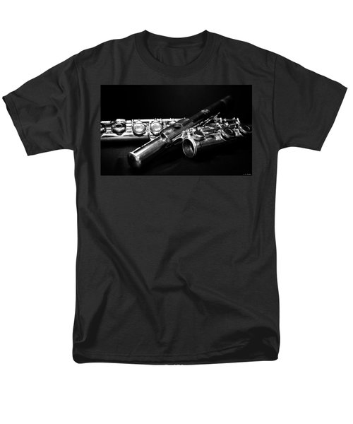 Flute Series I Men's T-Shirt  (Regular Fit) by Lauren Radke