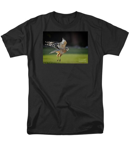 Men's T-Shirt  (Regular Fit) featuring the photograph Fly Away by Nava Thompson