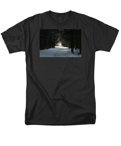 Men's T-Shirt  (Regular Fit) featuring the photograph Flying Angel No.2 by Neal Eslinger