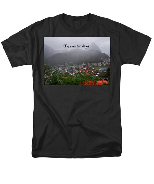 Fog Men's T-Shirt  (Regular Fit) by Gary Wonning
