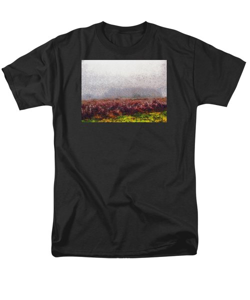 Foggy Morning Men's T-Shirt  (Regular Fit) by Spyder Webb