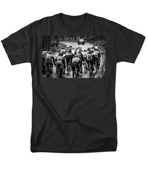 Follow The Lights Men's T-Shirt  (Regular Fit)