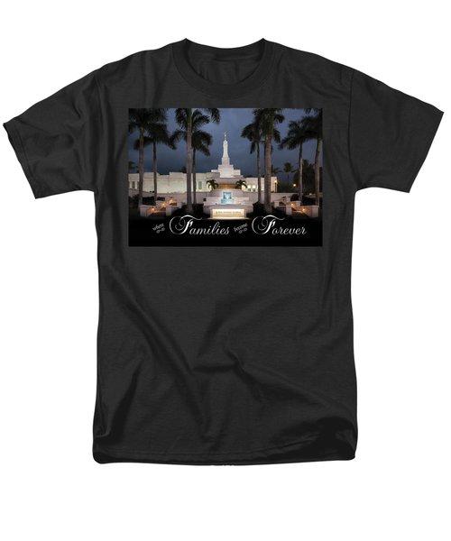 Forever Families Men's T-Shirt  (Regular Fit) by Denise Bird