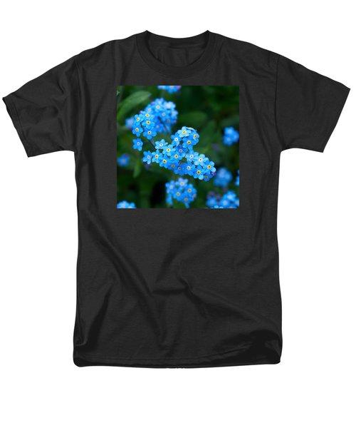Forget -me-not 5 Men's T-Shirt  (Regular Fit) by Jouko Lehto