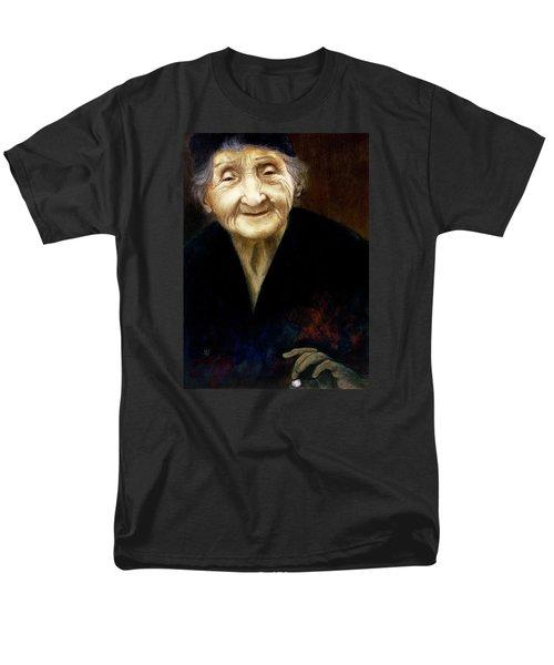 Fortune Teller Men's T-Shirt  (Regular Fit) by Yvonne Wright