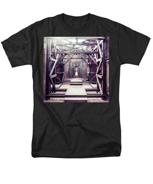 Framework Men's T-Shirt  (Regular Fit) by Joseph Westrupp