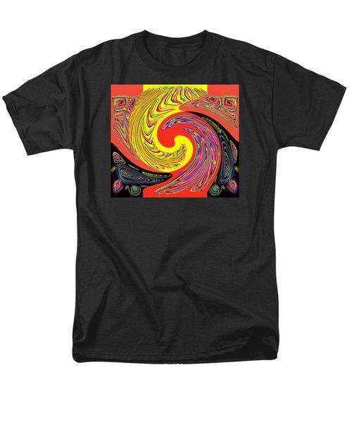 Frantic Life Men's T-Shirt  (Regular Fit)