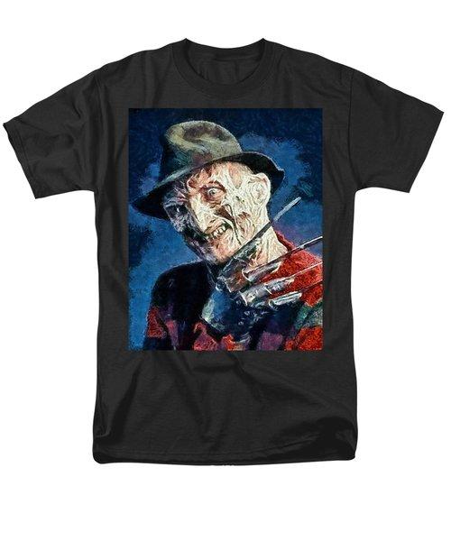 Freddy Kruegar Men's T-Shirt  (Regular Fit) by Joe Misrasi
