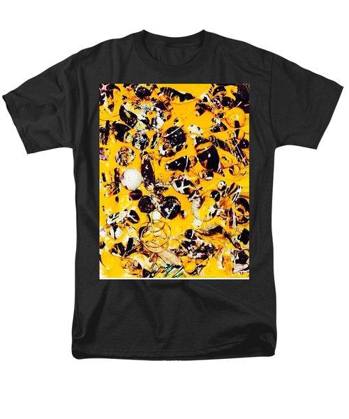 Free Expression Men's T-Shirt  (Regular Fit) by Inga Kirilova