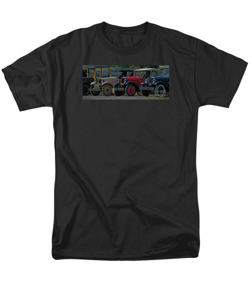 Free Parking Men's T-Shirt  (Regular Fit) by Janice Westerberg