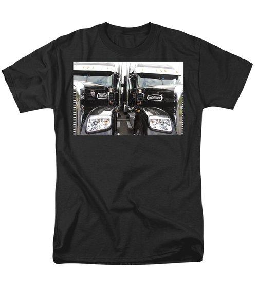 Freightliner Men's T-Shirt  (Regular Fit) by Alice Gipson