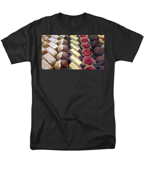 Men's T-Shirt  (Regular Fit) featuring the photograph French Delights by Therese Alcorn