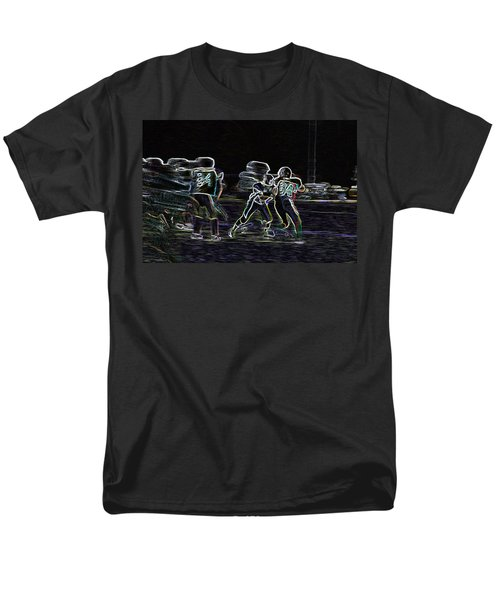 Friday Night Under The Lights Men's T-Shirt  (Regular Fit) by Chris Thomas