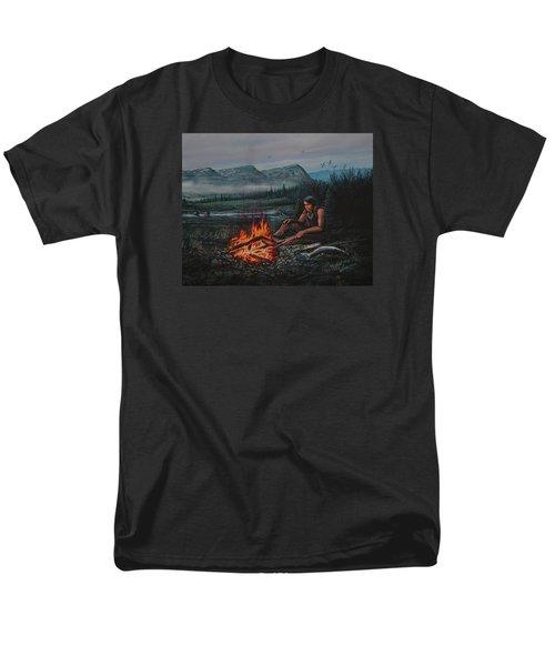 Friendly Fire Men's T-Shirt  (Regular Fit) by Michael Wawrzyniec