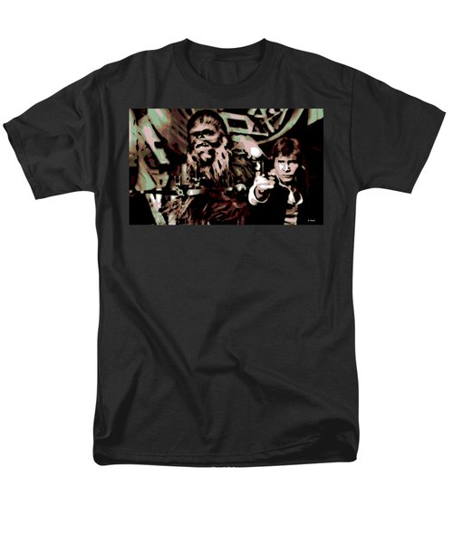 Friends Men's T-Shirt  (Regular Fit) by George Pedro