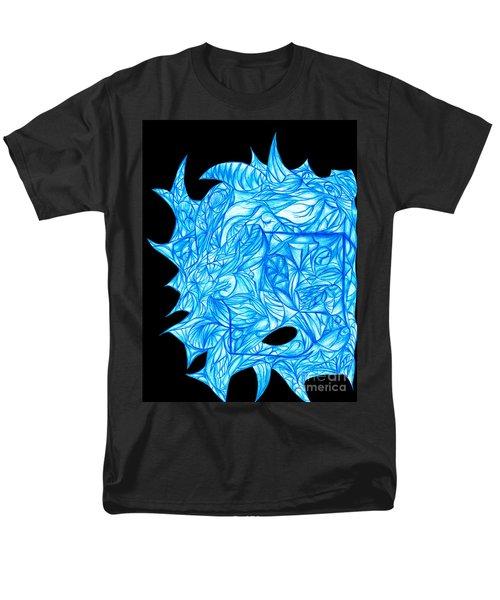Men's T-Shirt  (Regular Fit) featuring the drawing Frozen Desire by Jamie Lynn