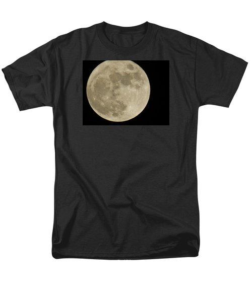 Full Moon 11/25/15 Men's T-Shirt  (Regular Fit) by Mikki Cucuzzo