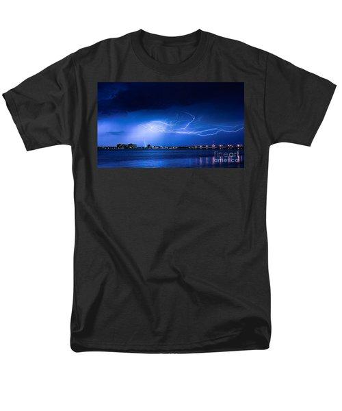 Fury Men's T-Shirt  (Regular Fit) by Quinn Sedam