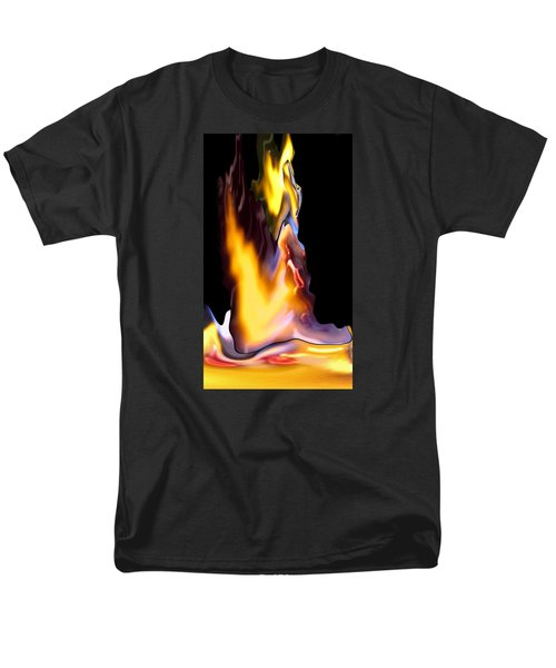 Fusion Phase 1 Men's T-Shirt  (Regular Fit) by Cedric Hampton