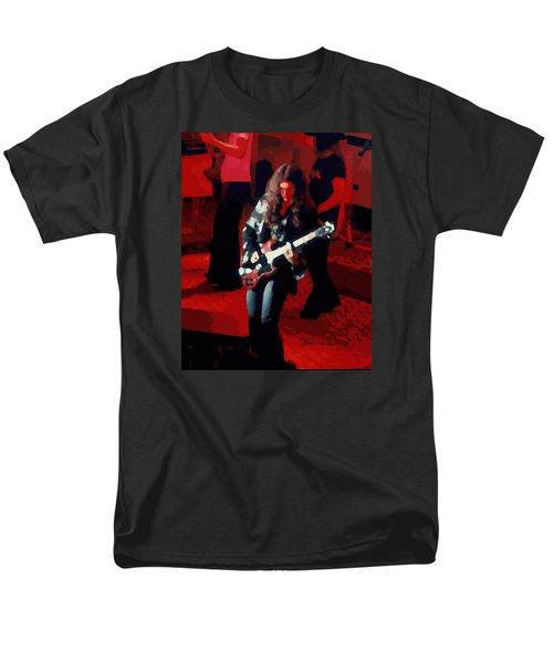 Men's T-Shirt  (Regular Fit) featuring the photograph G R Winterland 1 by Ben Upham