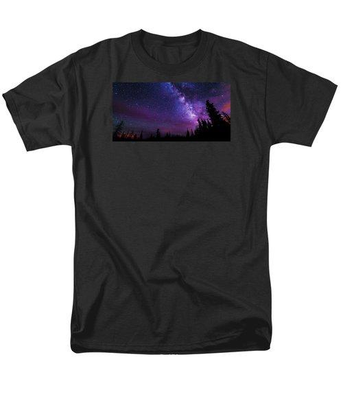 Gaze Men's T-Shirt  (Regular Fit)