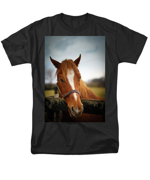 Men's T-Shirt  (Regular Fit) featuring the photograph Genuine Reward by Shane Holsclaw