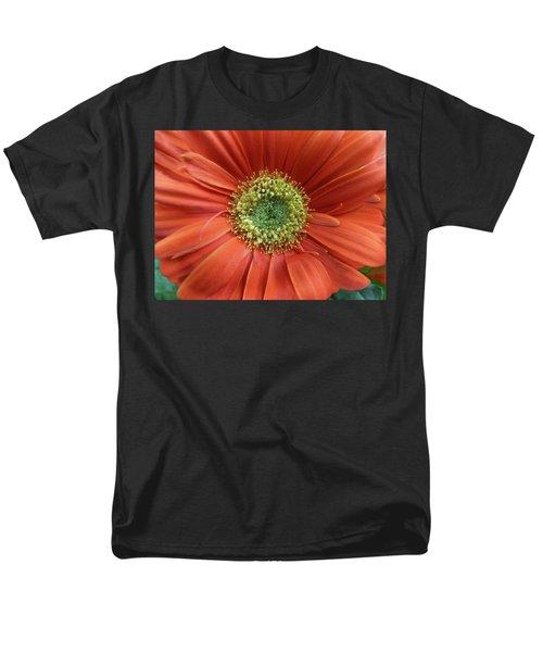 Gerber Daisy Men's T-Shirt  (Regular Fit) by Geraldine Alexander