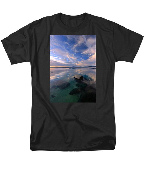 Get Into Nature Men's T-Shirt  (Regular Fit) by Sean Sarsfield