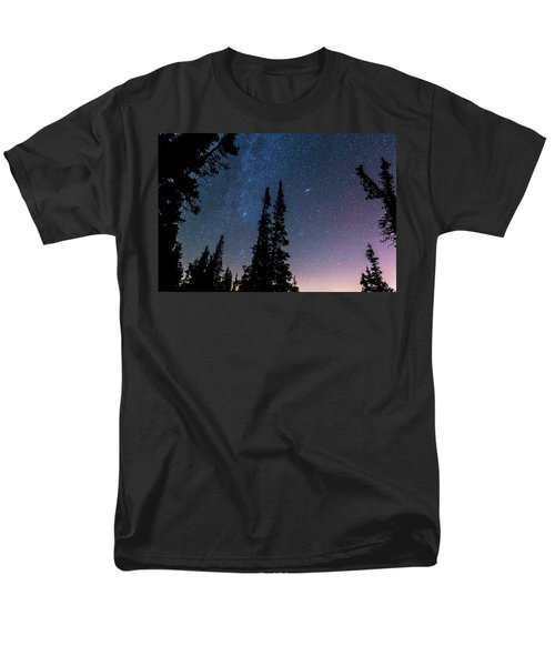 Men's T-Shirt  (Regular Fit) featuring the photograph Getting Lost In A Night Sky by James BO Insogna
