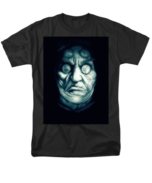 Ghost Marley Men's T-Shirt  (Regular Fit) by Fred Larucci