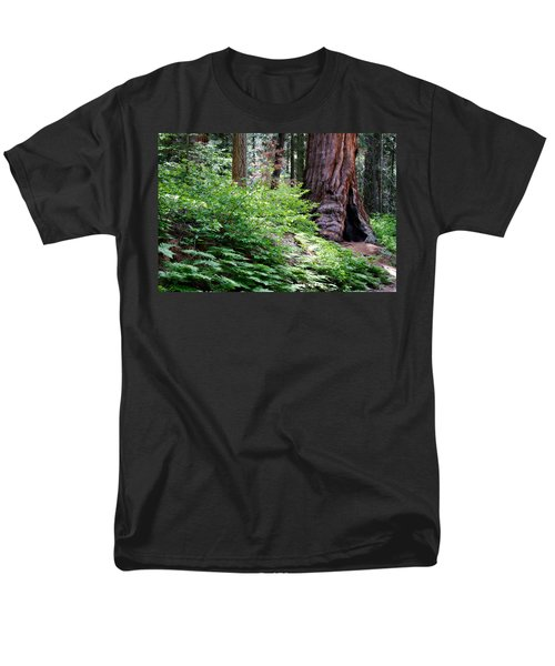 Giant Among The Forest Men's T-Shirt  (Regular Fit) by Lana Trussell