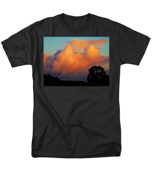 Gilded Dawn Men's T-Shirt  (Regular Fit) by Mark Blauhoefer