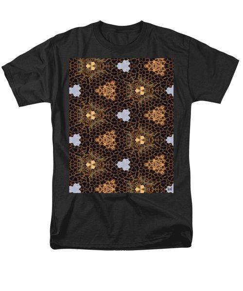 Giraffe II Men's T-Shirt  (Regular Fit) by Maria Watt