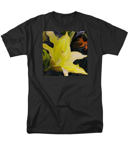 Men's T-Shirt  (Regular Fit) featuring the painting Glory II by Patricia Griffin Brett