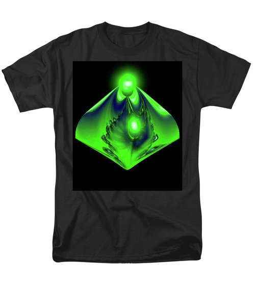 Glow Men's T-Shirt  (Regular Fit) by Kevin Caudill