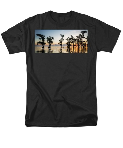 Men's T-Shirt  (Regular Fit) featuring the photograph God's Artwork by Andy Crawford