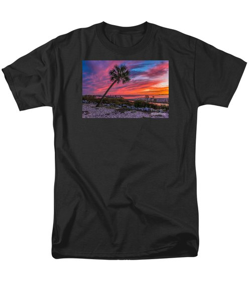 Men's T-Shirt  (Regular Fit) featuring the photograph God's Grand Finale by Brian Wright