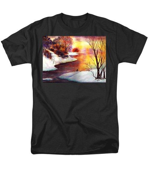 God's Love Letter Men's T-Shirt  (Regular Fit) by Hazel Holland