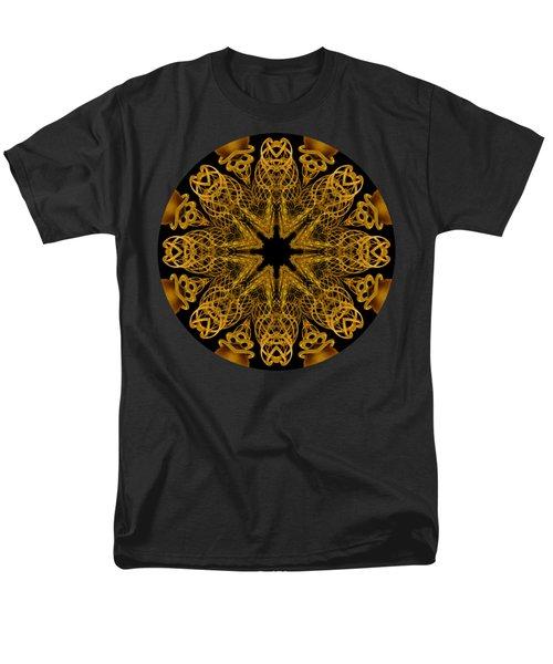 Going For Gold Men's T-Shirt  (Regular Fit) by Elaine Teague